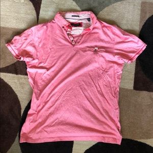Ted Baker Short Sleeve Polo